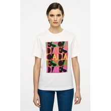 Escada T-Shirt mit Logo-Print