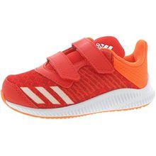 adidas Unisex Baby Fortarun Cloudfoam Sneaker, Rot (Hirere/Ftwwht/Hireor Hirere/Ftwwht/Hireor), 26 EU