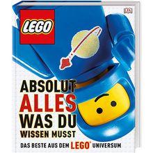 Buch - LEGO Absolut alles was du wissen musst