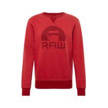 G-STAR RAW Sweatshirt 'Graphic 2' rot