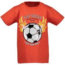 Blue Seven Rundhals T-Shirt - Fußball