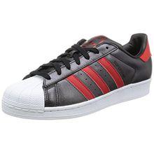 adidas SUPERSTAR S75874 Unisex - Erwachsene Sportschuh, Grau 42 EU