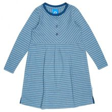 Finkid - Kid's Pikku Paita - Kleid Gr 100/110;110/120;120/130;130/140;140/150 beige;blau/grau