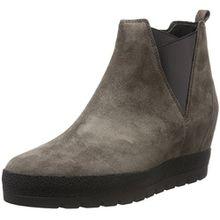 Gabor Shoes Damen Comfort Sport Schlupfstiefel, Grau (Anthrazit (Micro) 30), 37.5 EU