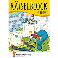 Buch - Rätselblock ab 10 Jahre