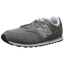 New Balance ML373MMA, Unisex-Erwachsene Sneaker, Grau, 42.5 EU