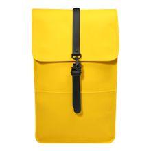 RAINS Rucksack gelb / schwarz