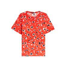 Proenza Schouler Bedrucktes T-Shirt aus Baumwolle