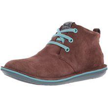 CAMPER Jungen Beetle Desert Boots, Braun (Medium Brown), 33 EU