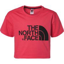 THE NORTH FACE T-Shirt pitaya / schwarz