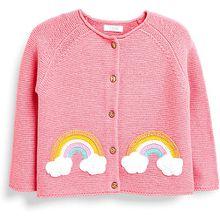 Strickjacke  pink Mädchen Baby