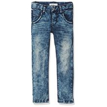 NAME IT Jungen Jeans Nittune Xsl Dnm Pant Nmt Noos, Blau (Dark Blue Denim), 128