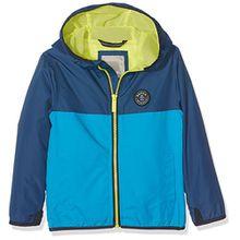 Bench Jungen Jacke Windbreaker Jacket, Blau (Mid Blue BL164), 116 (Herstellergröße: 5-6)