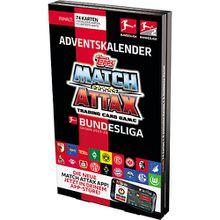 Adventskalender Match Attax 2019