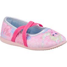 DISNEY Disney Die Eiskönigin Hausschuhe für Mädchen pink