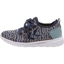 Hummel Sneakers dunkelblau / grau