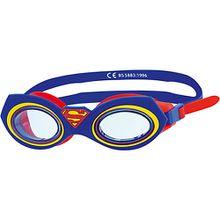 Schwimmbrille Superman Character, blau Jungen Kinder