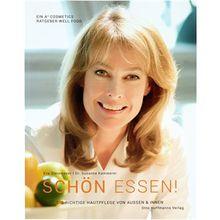 A4 Cosmetics Pflege Bücher Eva Steinmeyer Dr. Susanne Kammerer - Schön essen! 1 Stk.