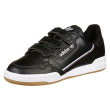 adidas Originals adidas Schuhe Continental 80 Strap Sneakers Low schwarz/rot