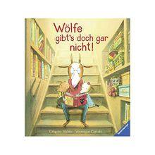 Buch - Wölfe gibt's doch gar nicht!
