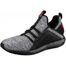 Puma - Mega Nrgy Knit Herren Trainingsschuh (grau/schwarz) - EU 45 - UK 10,5