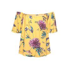 BUFFALO Strandshirt gelb