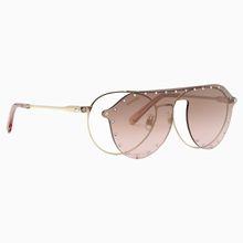 Swarovski Sonnenbrillen mit Click-on Modellen, SK0276 – H 54032, rosa