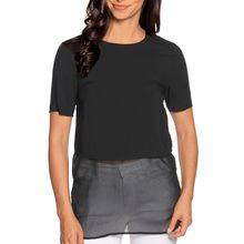 tigha Blusenshirt in schwarz für Damen
