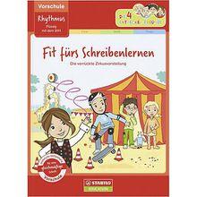 Buch - Die 4 Entdecker-Freunde: Fit fürs Schreibenlernen - flüssig mit dem Stift (Vorschule)  Kinder