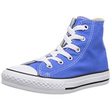 Converse Chuck Taylor All Star 015853/31/5, Unisex - Kinder Sneakers, Blau - blau, EU 27