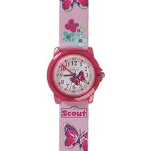 Armbanduhr Mädchen pink  Kinder