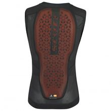 Scott - Airflex Light Vest Protector - Protektor Gr L;M;S;XL schwarz/braun/rot;grau/blau