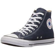 Converse All Star Hi, Unisex-Erwachsene Sneakers, Blau (Navy), 42 EU