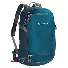 VAUDE Trek & Trail Wizard 30+4 Rucksack 30 cm blau