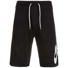 Nike Sportswear FT GX 1 Short Sportshorts schwarz/weiß Herren