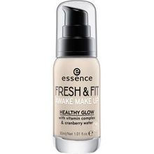 Essence Teint Make-up Fresh & Fit Awake Make-Up Nr. 20 Fresh Nude 30 ml