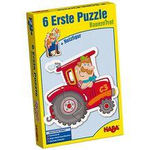 6 Erste Puzzle - Bauernhof