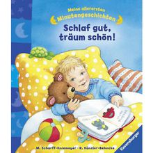 Buch - Meine allerersten Minutengeschichten: Schlaf gut, Träum schön!