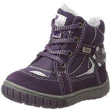 Lurchi Baby Mädchen Jona-Tex Stiefel, Violett (Purple), 21 EU