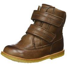 Bisgaard Unisex-Kinder Stiefel Schneestiefel, Braun (309 Brown), 29 EU