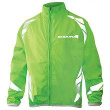 Endura - Kid's Luminite Jacket - Fahrradjacke Gr 140 rot