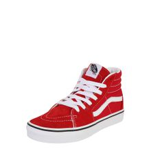 VANS Sneaker 'UY SK8-Hi RACING' rot / weiß