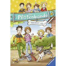 Buch - Die Pfotenbande: Kiwi räumt auf, Band 7