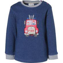 SALT AND PEPPER Sweatshirt blau