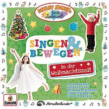 CD Detlev Jöcker - Singen und Bewegen in der Weihnachtszeit Hörbuch
