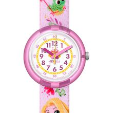 Kinder Armbanduhr rosa
