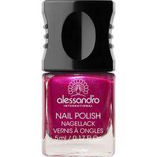 Alessandro Make-up Nagellack Colour Explosion Nagellack Nr. 904 Red Paradise 5 ml