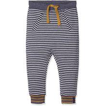 Noppies Jungen Hose B Pants Sweat Gazzo Str, Blau (Navy Melange C167), One Size (Herstellergröße: 80)