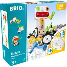 BRIO Educational Builder Soundmodul-Konstruktionsset