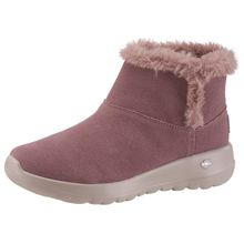 Skechers »On the Go Joy - Bundle Up« Winterboots mit Fellimitat-Besatz